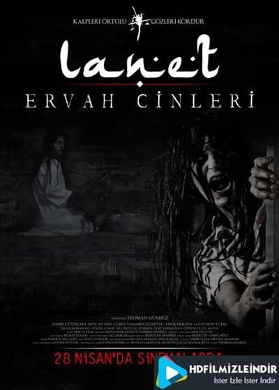 Lanet: Ervah Cinleri (2017) Yerli Film İzle İndir Sansürsüz Full HD 720p Tek Parça