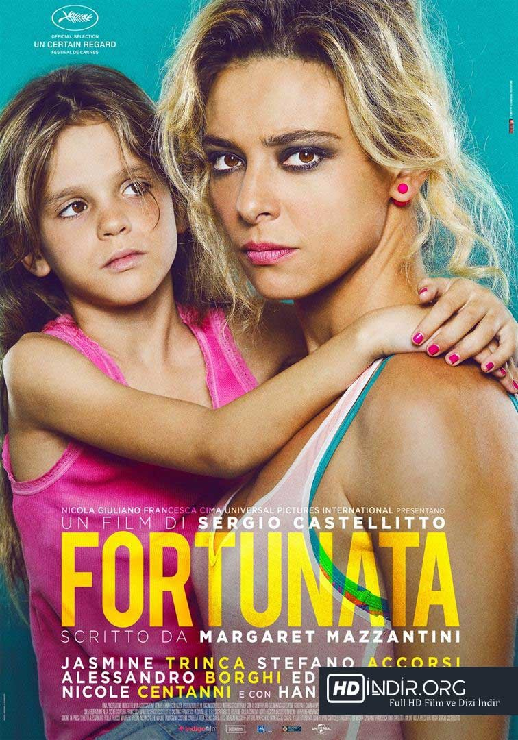 Fortunata (2017) m720p DUAL BluRay İndir