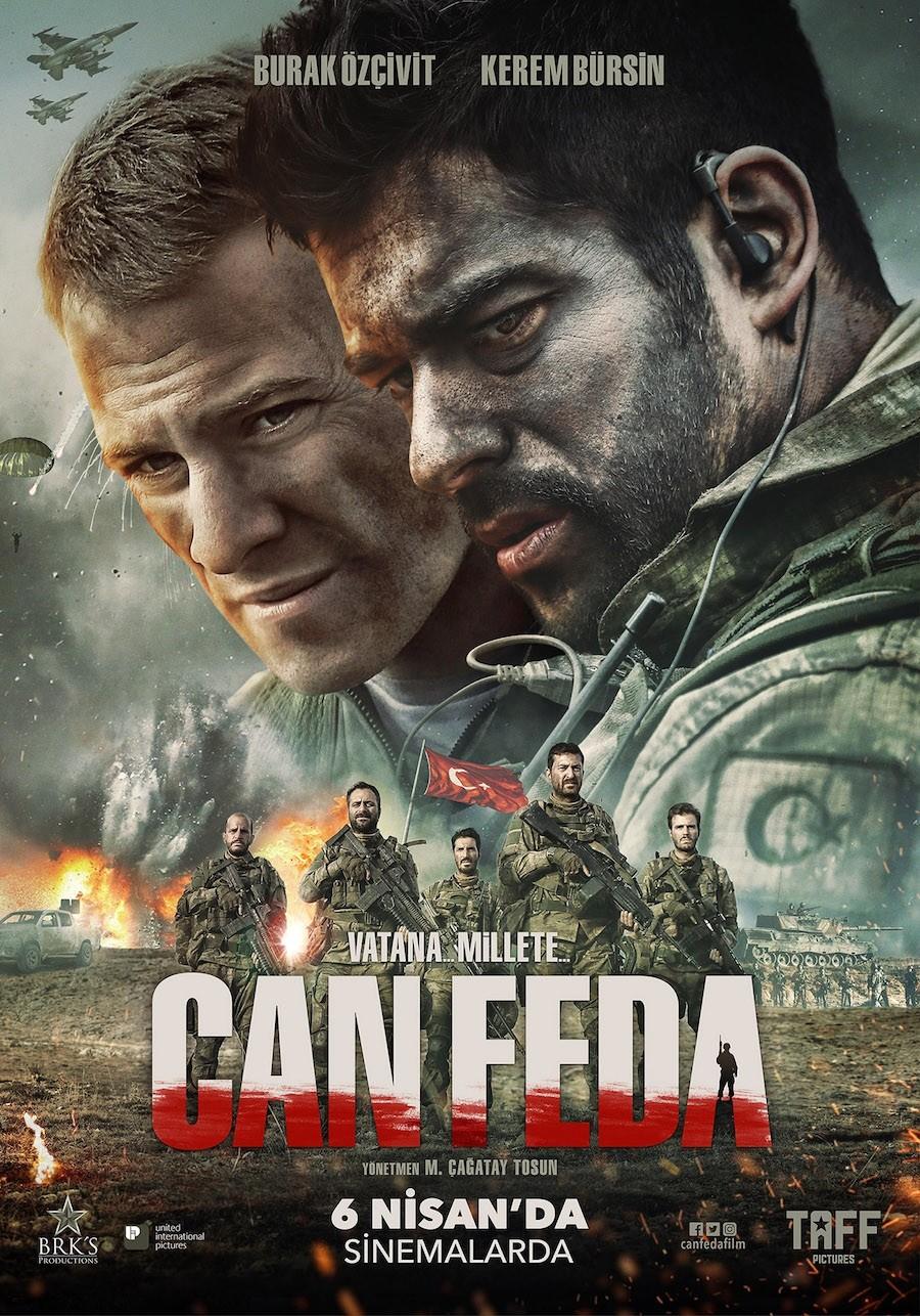 CAN FEDA - Film hakkında ve fragmanları!