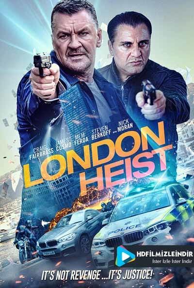 İngiliz İşi - London Heist (2017) Türkçe Dublaj Full İzle İndir HD