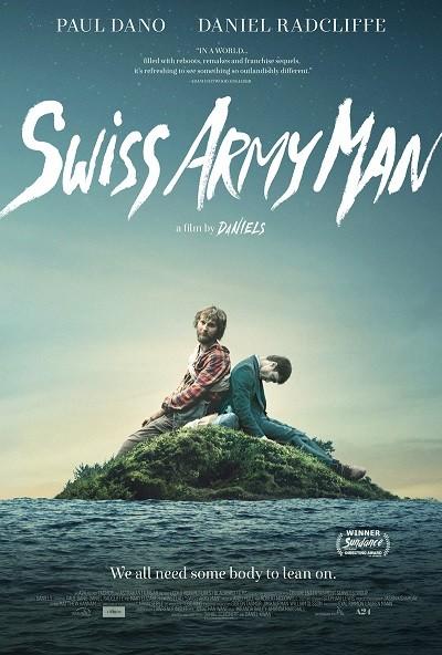 Çakı Gibi – Swiss Army Man 2016 BluRay m720p – m1080p DUAL TR-ENG – Film indir