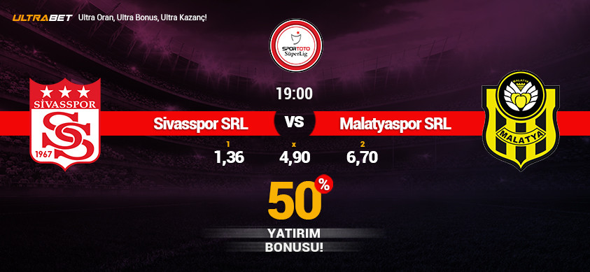 Sivasspor - Malatyaspor Simülasyon Maçı