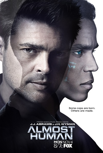 Almost Human 1.Sezon Tüm Bölümler ( WEB-DL XviD ) Türkçe Dublaj Tek Link İndir
