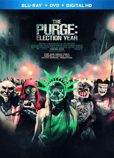 Arınma Gecesi: Seçim Yılı – The Purge: Election Year 2016 BluRay 720p – 1080p DUAL TR-ENG  – Film indir