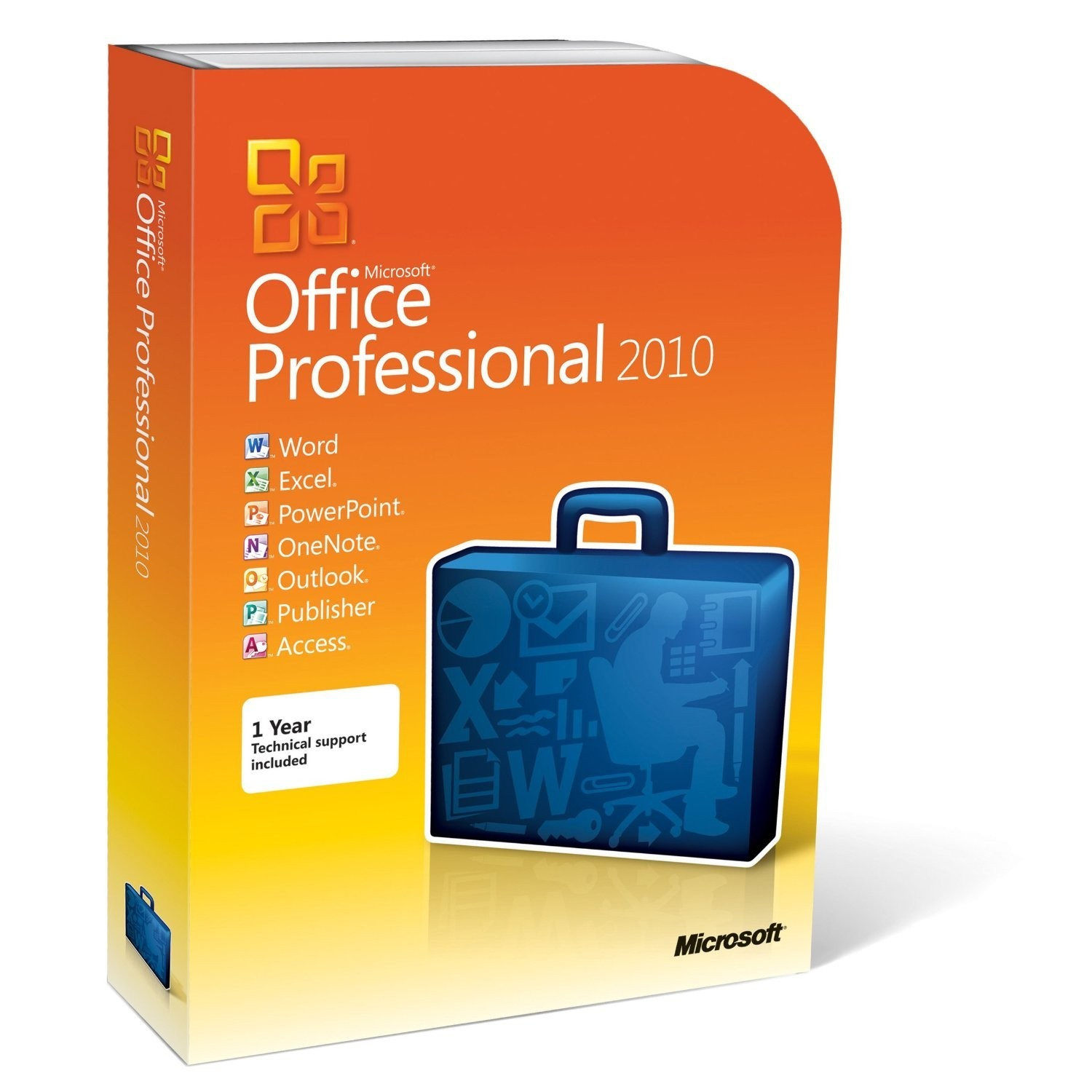 Can anyone tell me if office enterprise 32-bit can be set up on a windows 7 64-bit system?