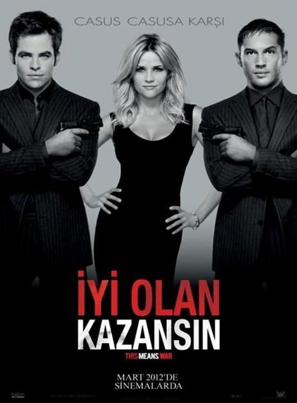 İyi Olan Kazansın - This Means War | 2012 | UNRATED | BluRay 720p x264-SPARKS | DuaL (TR-EN)