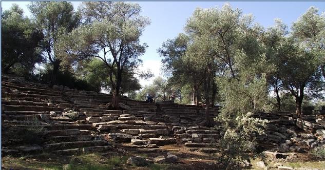kedrai antik kenti apollon tapınağı ile ilgili görsel sonucu