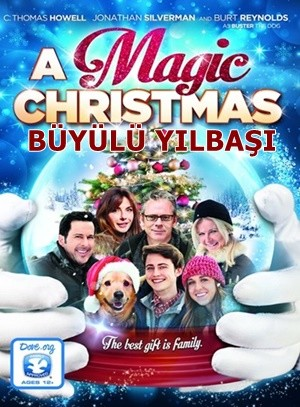 Büyülü Yılbaşı – A Magic Christmas 2014 HDRip XviD Türkçe Dublaj – Tek Link