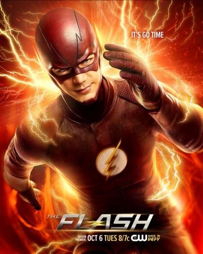 The Flash (2014–) 1. Sezon Full - 2. Sezon İlk 8 Bölüm Güncel 720p WEBDL x264 Türkçe Altyazılı indir