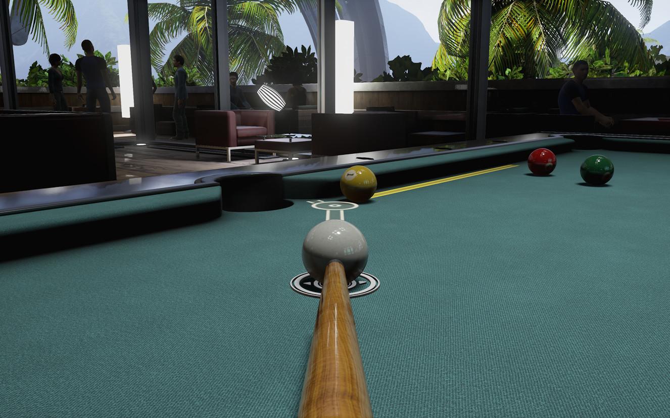 Pool Nation FX-HI2U