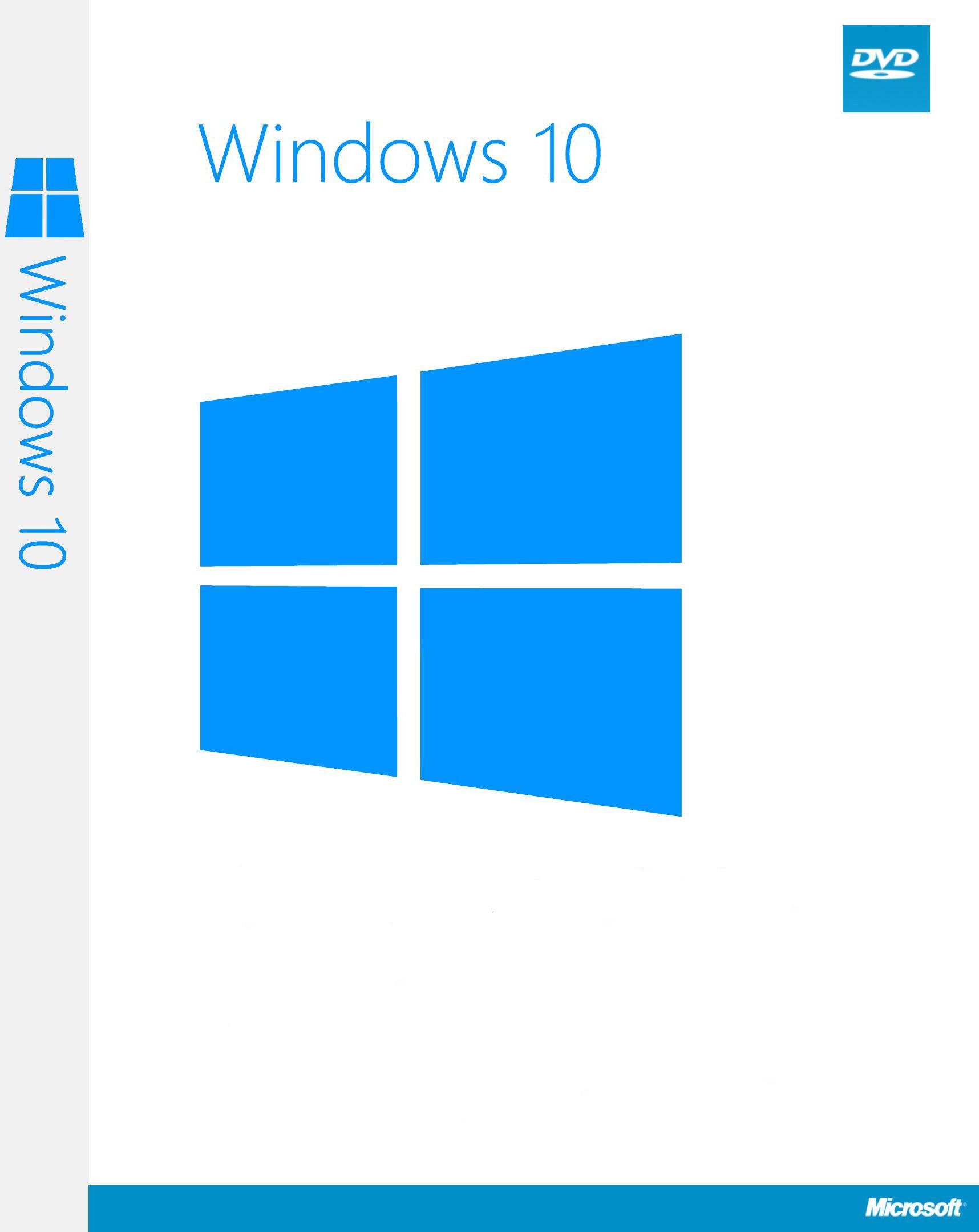 Windows 10 Pro Lite 64 Bit Full Türkçe İndir