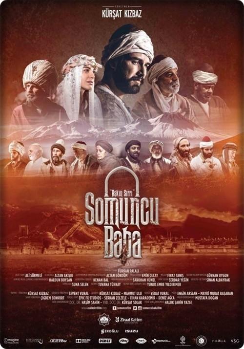Somuncu Baba: Aşkın Sırrı 2016 HDRip (Yerli Film)