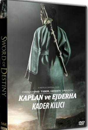Kaplan Ve Ejderha: Kader Kılıcı - Crouching Tiger Hidden Dragon Sword of Destiny | 2016 | BRRip XviD | Türkçe Dublaj - Teklink indir