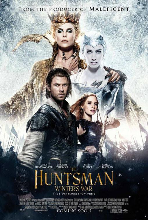 Avcı : Kış Savaşı - The Huntsman: Winter's War (2016) - türkçe dublaj hd film indir