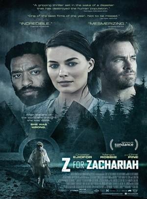Zachariah'ın Z'si - Z For Zachariah | 2015 | BRRip XviD | Türkçe Dublaj - Tek Link