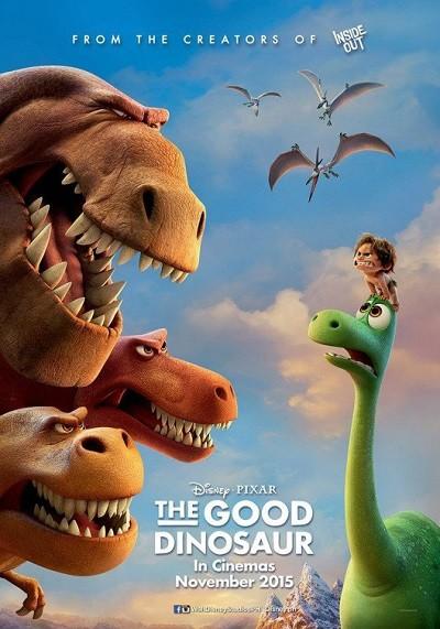 İyi Bir Dinozor 2015 ( HDRip XviD ) Türkçe Altyazı – indir