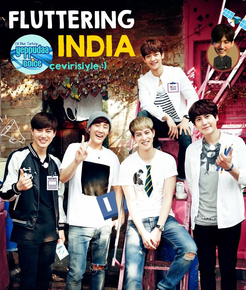 [SHOW] Fluttering India (T�rk�e Altyaz�l�) ///12.04.2015