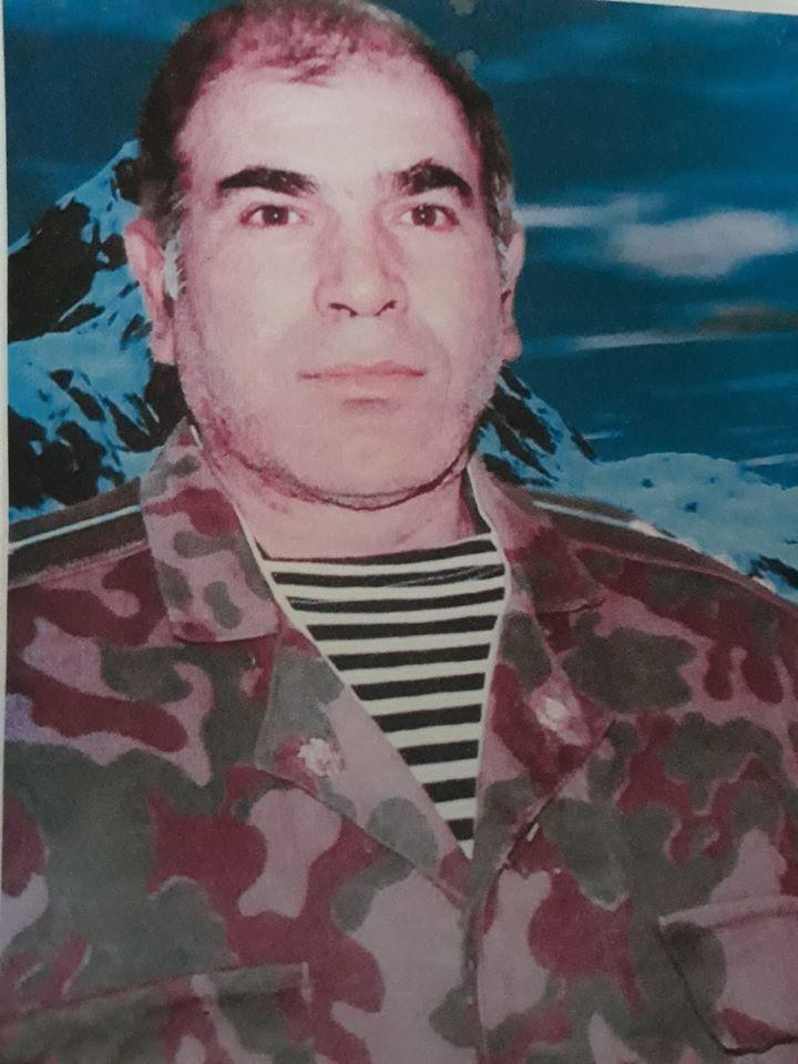 TƏBRİK: İSMAYIL BABAYEV - 65