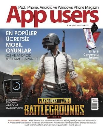 App Users Şubat 2019