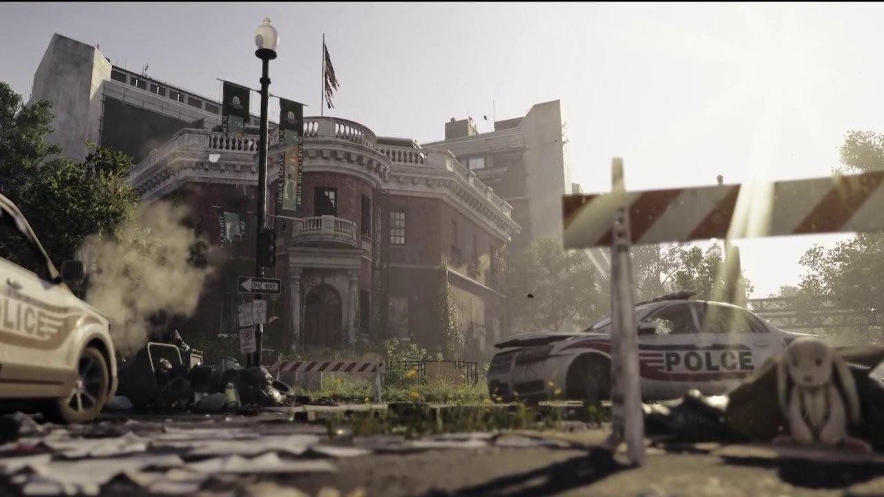 The Division 2 oyun içi görüntü