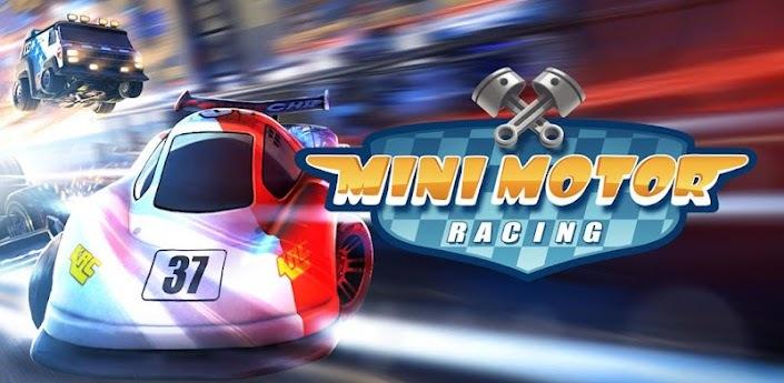 Mini Motor Racing v1.7.3 APK Full | Yandex Disk İndir