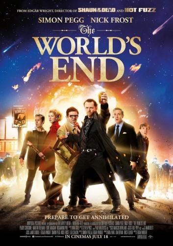 Dünyanın Sonu – The World's End (2013 - Türkçe Dublaj)