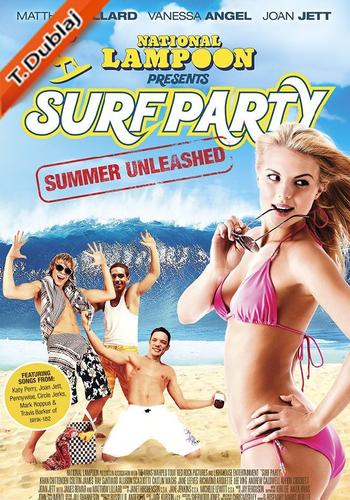 Sörf Partisi – Surf Party (2013 - Türkçe Dublaj)   Yandex İndir