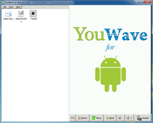 YouWave for Android Home v3.16 | Yandex İndir