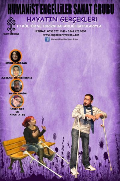 e7YWYv - Bayrakl� Osmangazi K�lt�r Merkezi'ne tiyatro oyunumuza bekliyoruz. (18.01.2014)