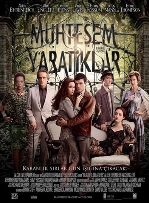 Muhteşem Yaratıklar (2013) BRRip XviD Türkçe Dublaj - Tek Link