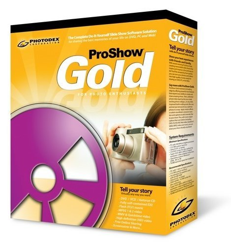 Photodex ProShow Gold Full Yandex Disk İndir