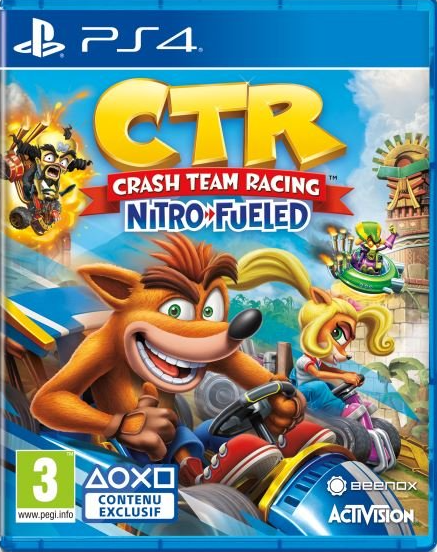 crash team racing ps4 pkg indir