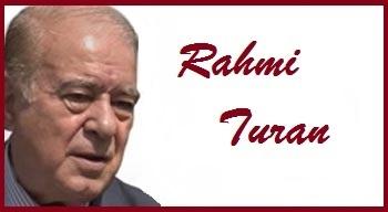 Rahmi Turan: Bu gidişin sonu yok!
