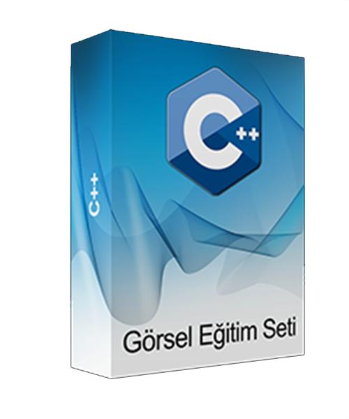 C++ Görsel Eğitim Seti Türkçe Yandex İndir