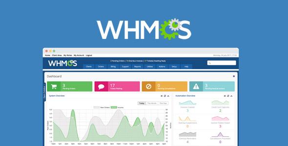 WHMCS 8.2.1 Nulled - Web Hosting Billing & Automation Platform