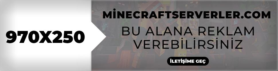 Minecraft Serverler Reklam Alanı