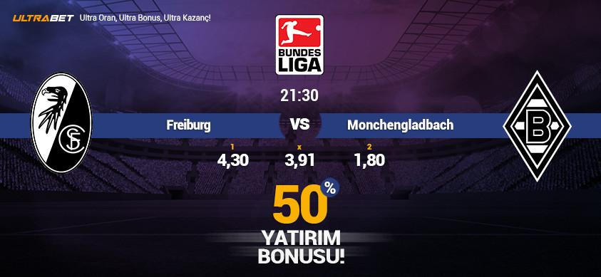 FreiburgvsMonchengladbach - Canlı Maç İzle