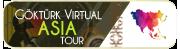 Asia Tour - Asya turunu tamamlayan uyelere verilir.