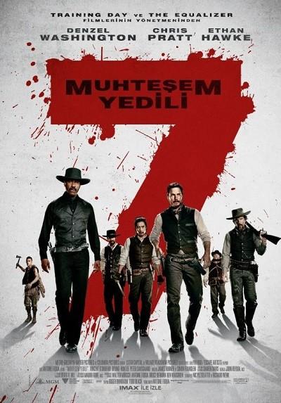 Muhteşem Yedili – The Magnificent Seven 2016 BRRip XViD Türkçe Dublaj – Film indir