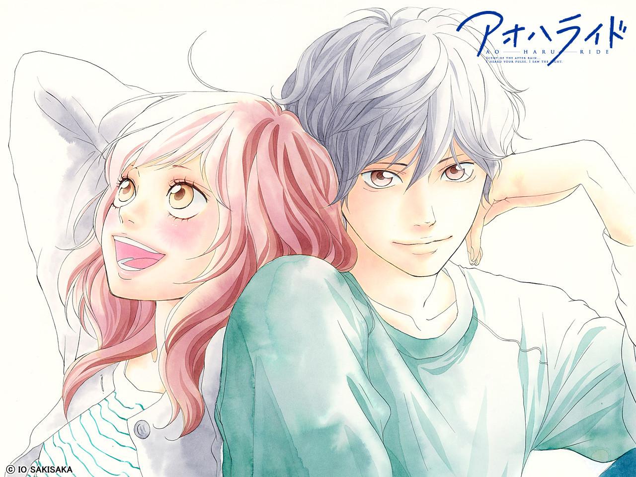 en romantik animeler