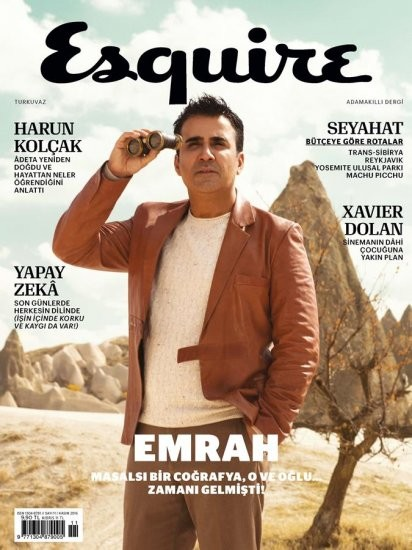 Esquire Kasım 2016