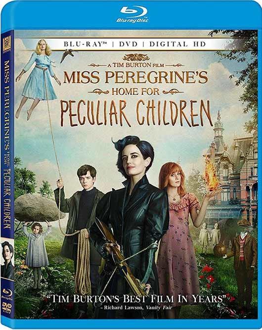 Bayan Peregrine'in Tuhaf Çocukları 2016 BluRay 3D HALF-SBS 1080p DUAL TR-ENG – Film indir
