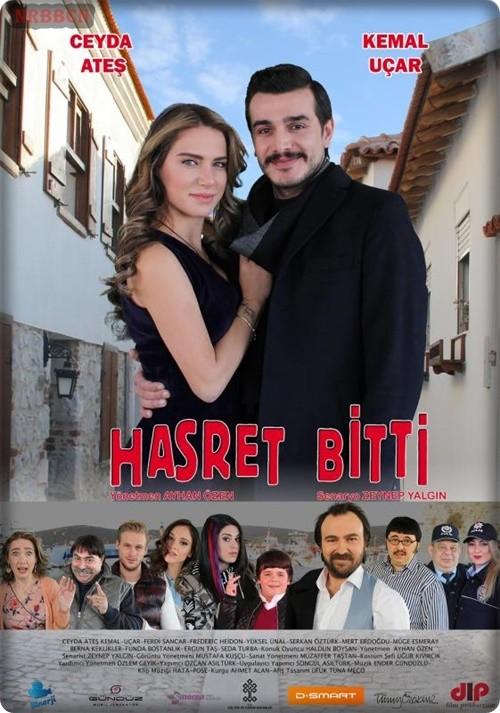Hasret Bitti 2016 (Yerli Film) 720p HDTV