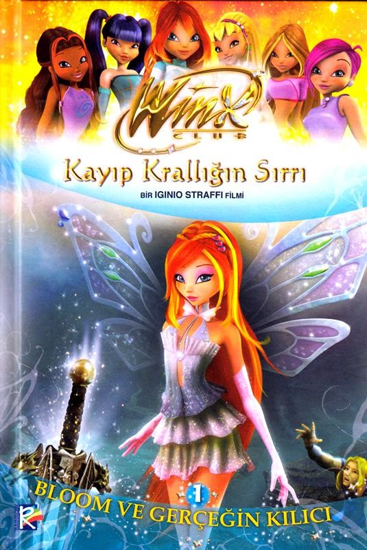 Kayıp Krallığın Sırrı Bloom ve Gerçeğin Kılıcı Pdf