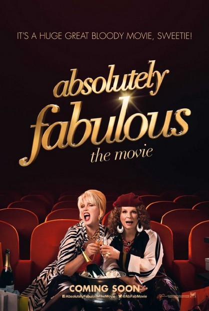 Absolutely Fabulous: The Movie | 2016 | BRRip XviD | Türkçe Dublaj