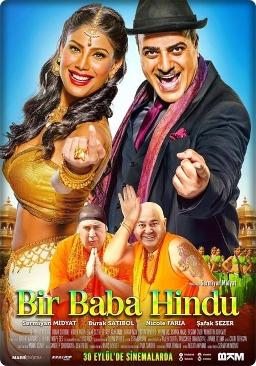 Bir Baba Hindu 2016 (Yerli Film) DVD9