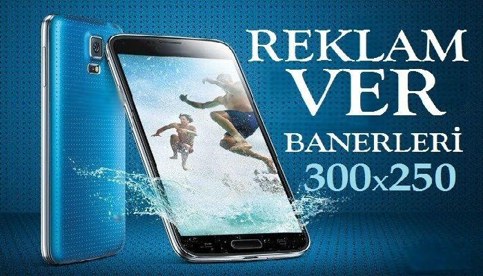 300x250 Reklam Ver Banerleri