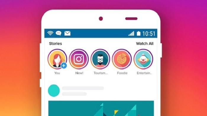 Instagram'da story'nin takipçi arttırma etkisi