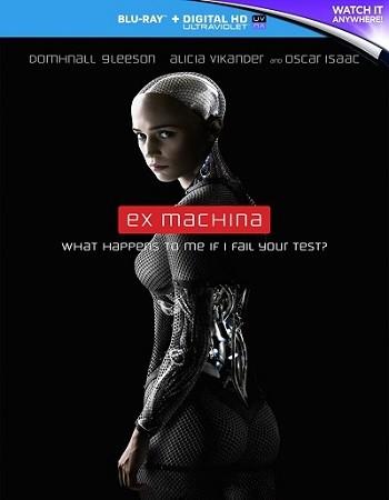 Ex Machina 2015 ( BluRay 720p-1080p ) DuaL TR-ENG tek link indir