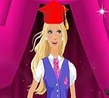 Barbie Okul Konuşması Oyunu